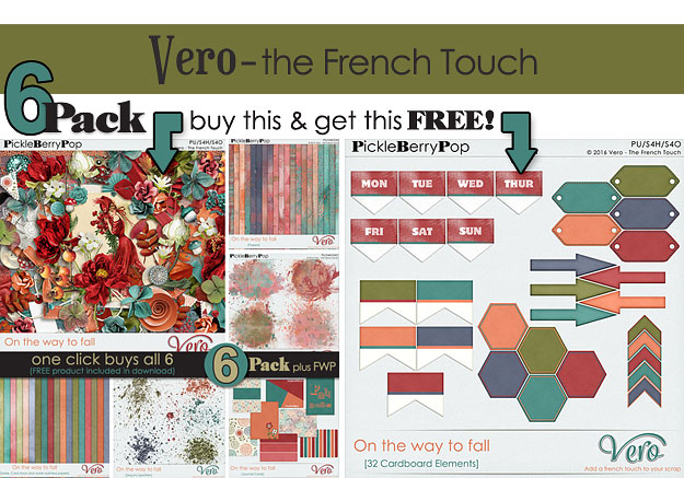 Véro - MAJ 02/03/17 - Spring has sprung ...  - $1 per pack  - Page 10 807165Vero6pkfwp