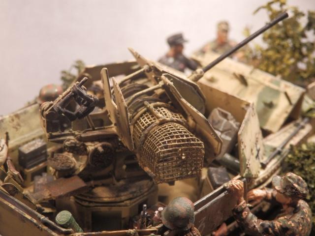sd.kfz 140 flakpanzer (gépard) maquette Tristar 1/35 - Page 3 807398P8310008