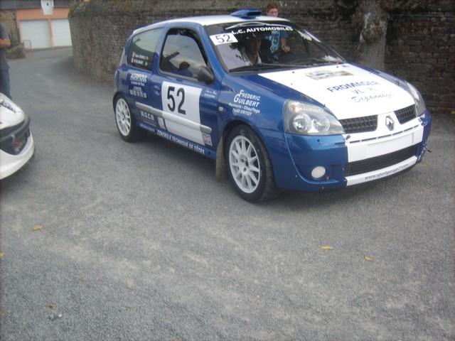 32è Rallye Tessy sur Vire Gouvets 2013 (vérifications techniques)  807691Aug3149