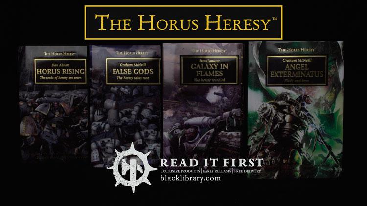 [Horus Heresy] The Opening Trilogy 808916hhhardbackslarge