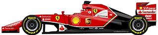 L'incroyable Sebastian Vettel peut-il battre les records ahurissants du non moins incroyable Michael Schumacher ? - Page 3 809245ferrari2014