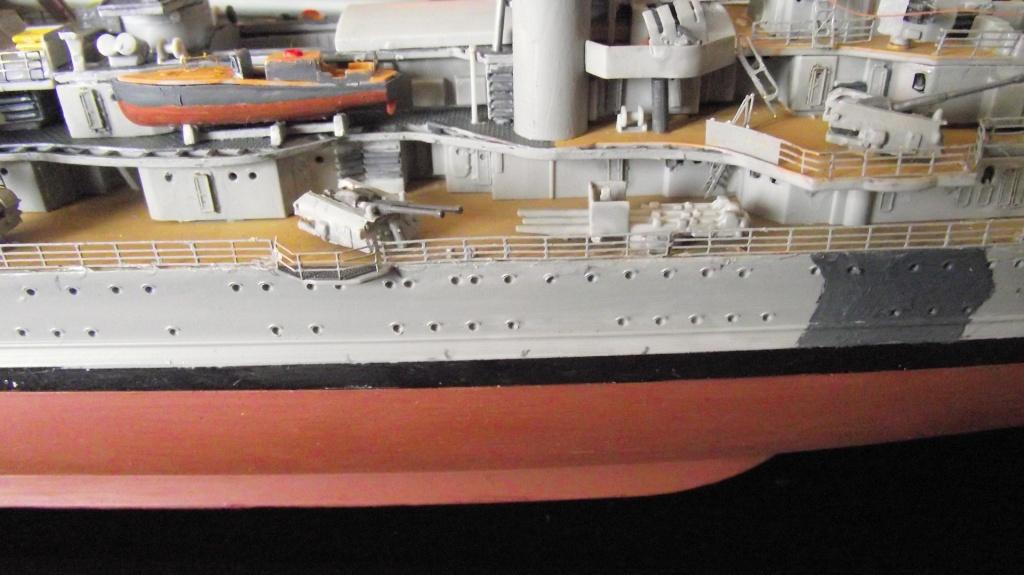 Prinz Eugen Trumpetter 1x350 avec PE Eduard 809380PrinzEugen1x35037