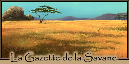 [N°3] La Gazette de la Savane (Février 2014) 809574TitreIMG