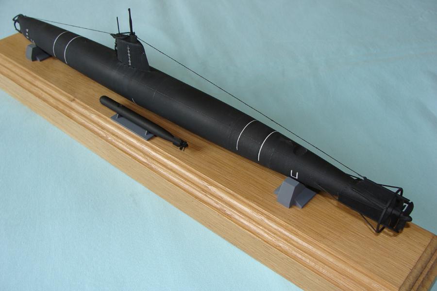 Ko-Hyoteki / Sous-marin de poche Type A - Fine Molds - 1/72ème 810399DSC04350bis