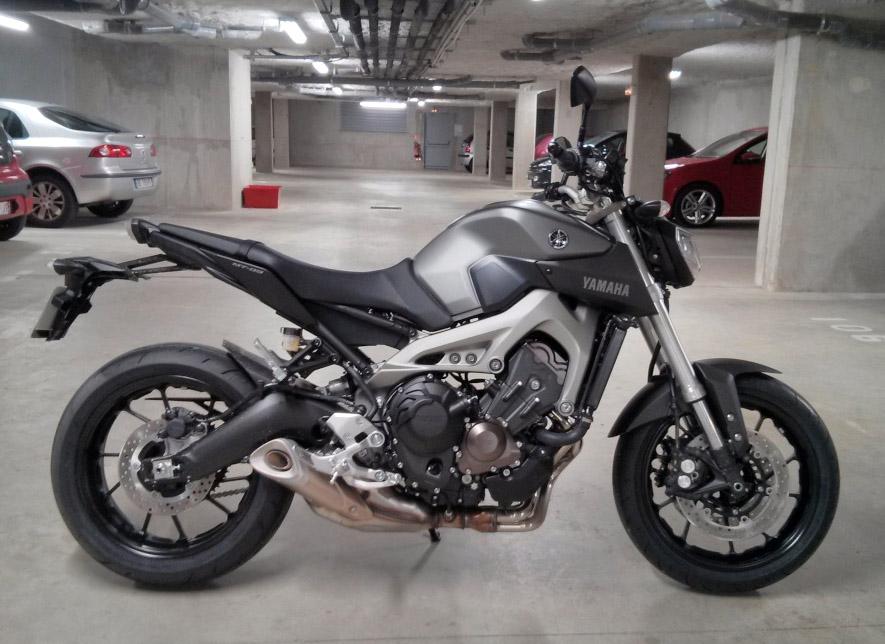 Photos de toutes les Yamaha MT-09 du forum ! :) 81177384625