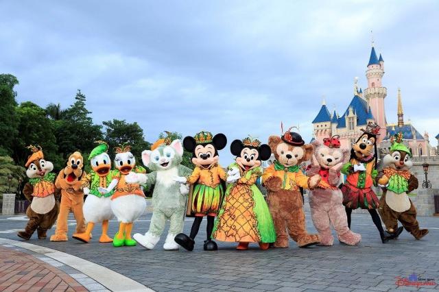 Hong Kong Disneyland Resort en général - le coin des petites infos - Page 7 811809w166