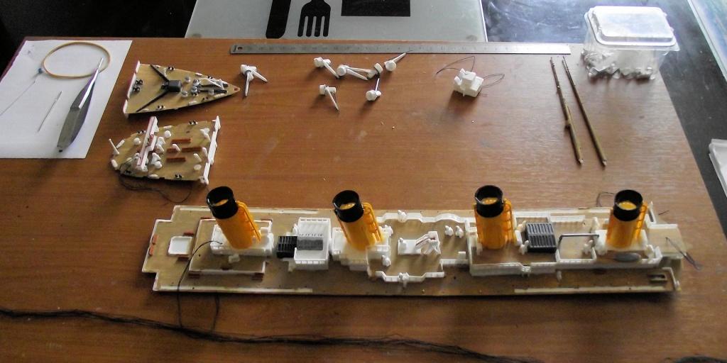 Titanic Revell 1x400 812847TitanicRevell6