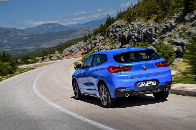 La nouvelle BMW X2 Silhouette élégante, dynamique exceptionnelle 814574P90278947highResthebrandnewbmwx2
