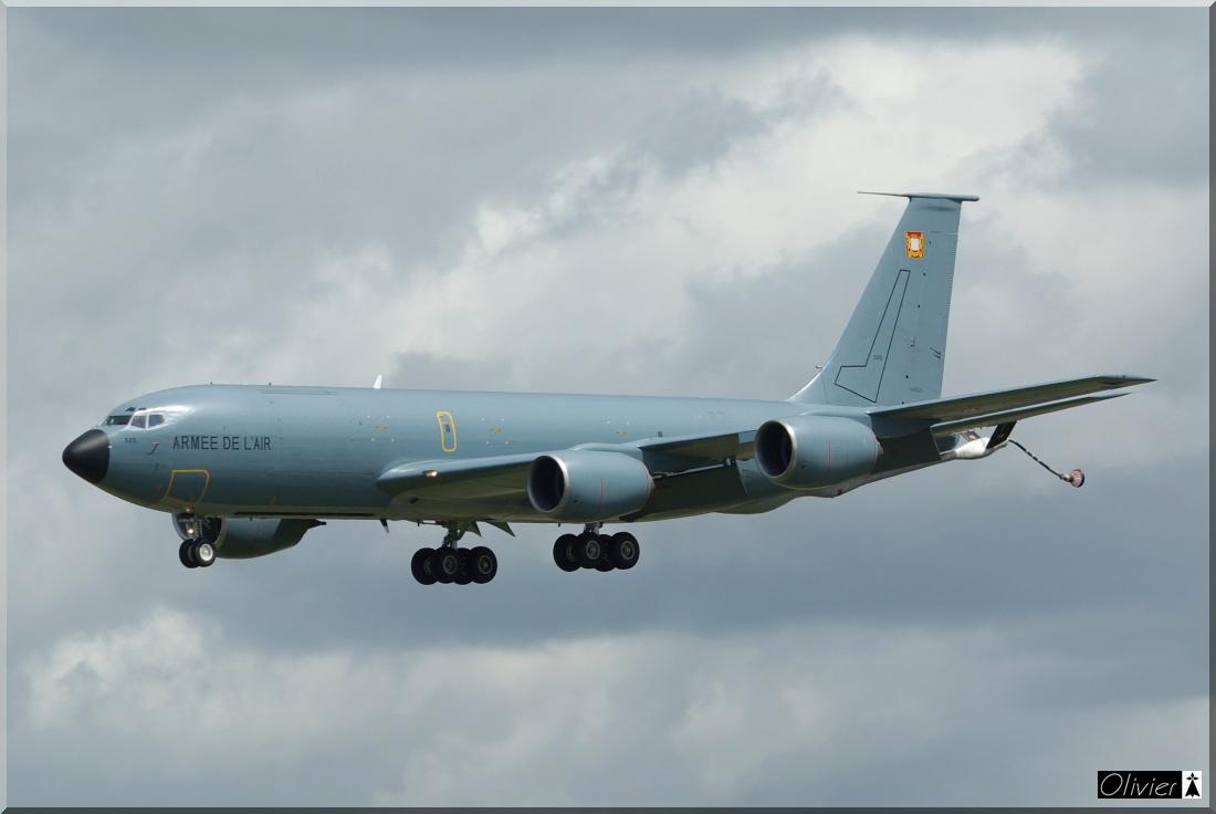 Boeing KC-135 Stratotanker Armée de l'Air 525 / 93-CN  & divers le 12.05.14 814629IMGP5434