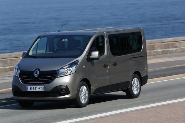 Nouveau Renault Trafic Combi : tarifs et gamme France 8160745841916