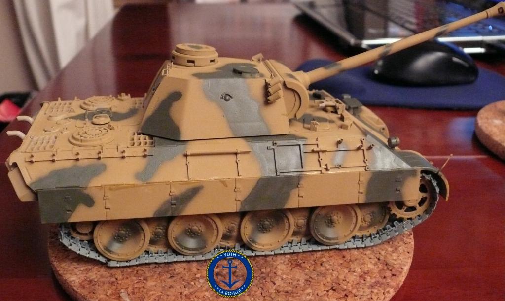 Panzerkampfwagen Panzer V Panther Ausf D. - Page 3 816103panther13