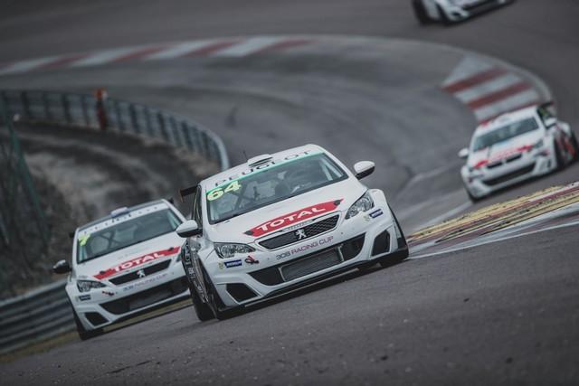 La Peugeot 308 Racing Cup Se Joue Des Conditions ! 8161125957d412f2d14
