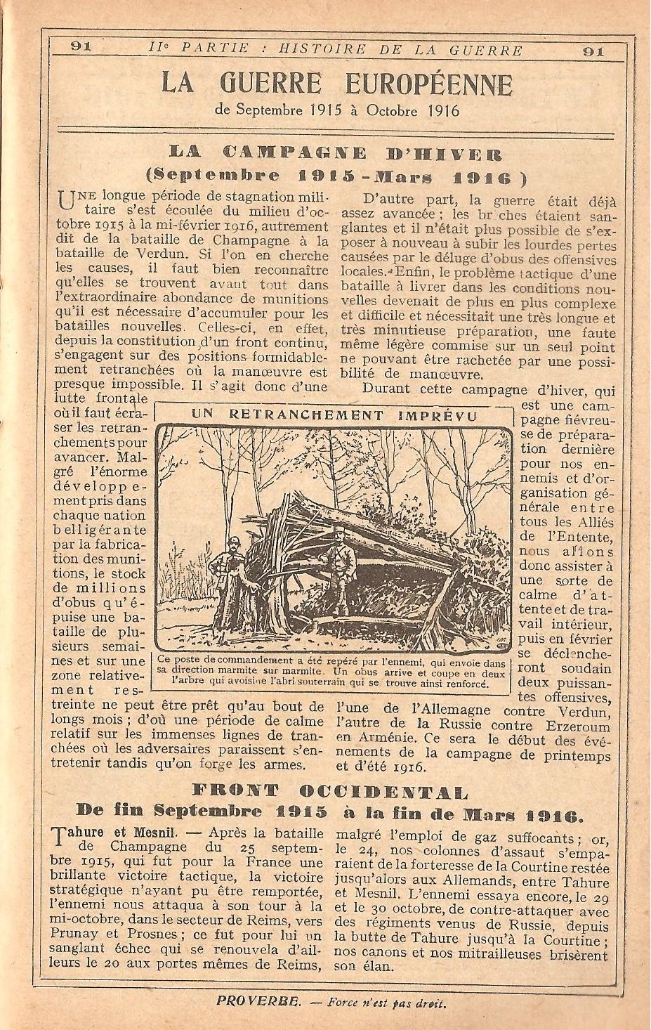 [ Histoires et histoire ] LE CENTENAIRE DE LA GRANDE GUERRE - Page 4 816272Verdun3