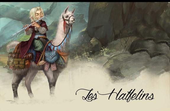 Les Halfelins (Hobbits) 818124halfelins