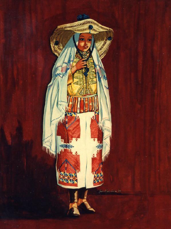 فن المغرب 818247Femme_20du_20Rif
