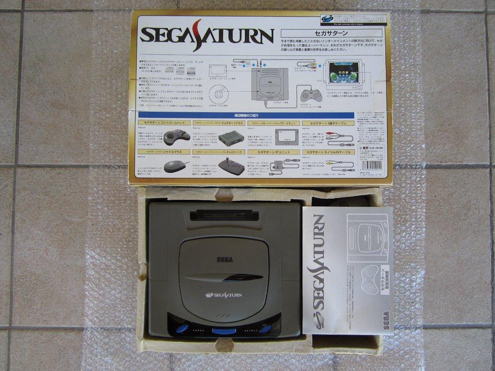 (VDS) Saturn Pack et jeux, stick arcade, pad, ect. 819387IMG5199