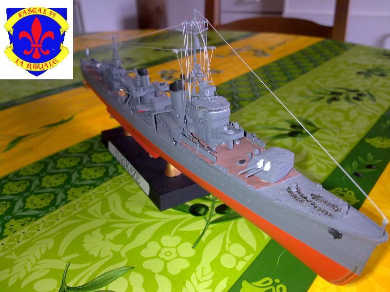 "Yukikaze ""opération Ten-Go 1945"" 820585010920111639L"