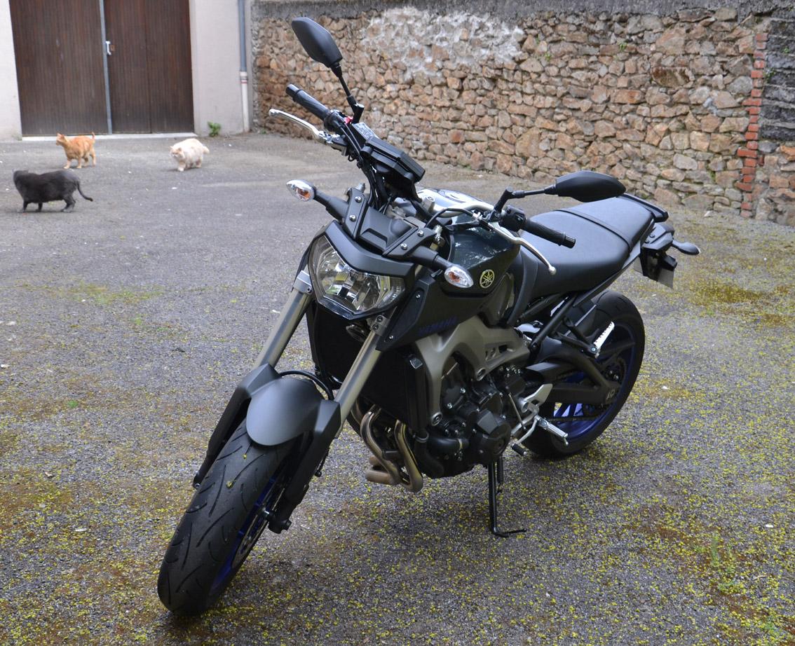 Photos de toutes les Yamaha MT-09 du forum ! :) 821089YRex87