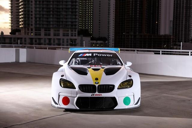 La BMW Art Car créée par John Baldessari dévoilée à Art Basel Miami Beach 2016 821245P90243783highResthe19thbmwartcar