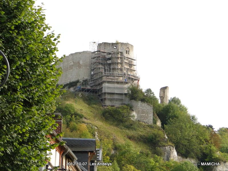 Château-Gaillard - 27 -  821312GaillonLesAndelys277