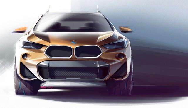 La nouvelle BMW X2 Silhouette élégante, dynamique exceptionnelle 821474P90281598highResthebrandnewbmwx2