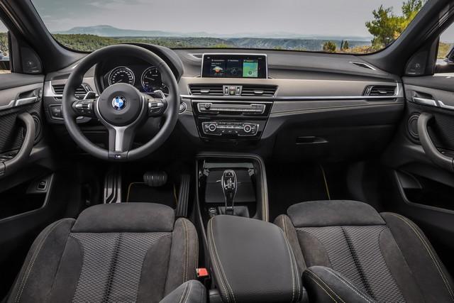La nouvelle BMW X2 Silhouette élégante, dynamique exceptionnelle 821706P90278948highResthebrandnewbmwx2