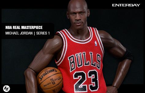[ENTERBAY] NBA Real Masterpiece - Michael Jordan | Series 1 822461jordan