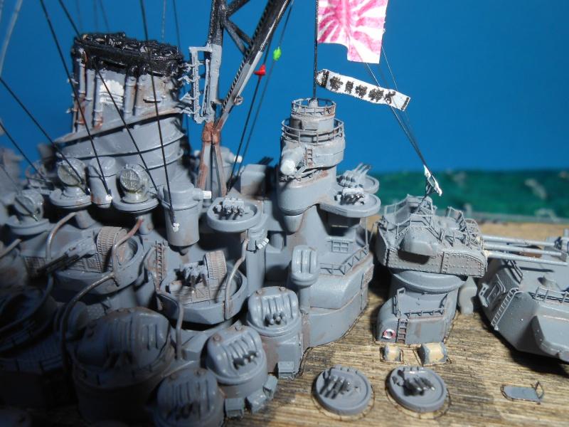 Yamato 1/700 Version 5 Avril 1945 823011DSCN6391