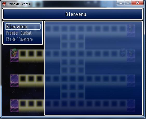 Script, menu de jeu RPG MAKER VX ACE 823123Journal