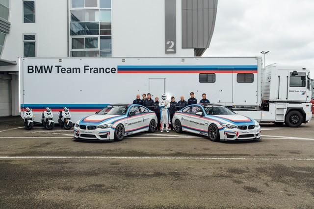 BMW a officialisé le 9 mars son partenariat avec le Circuit de Nevers Magny-Cours  824346P90250611highRespartnershipbetween