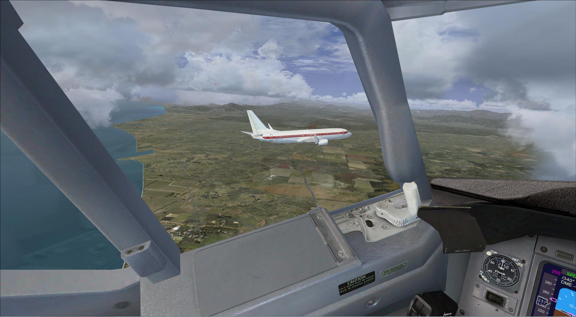 Compte rendu de ce vol patrouille en linear super vol du 23 10 2014 en 737 824892201410232209384