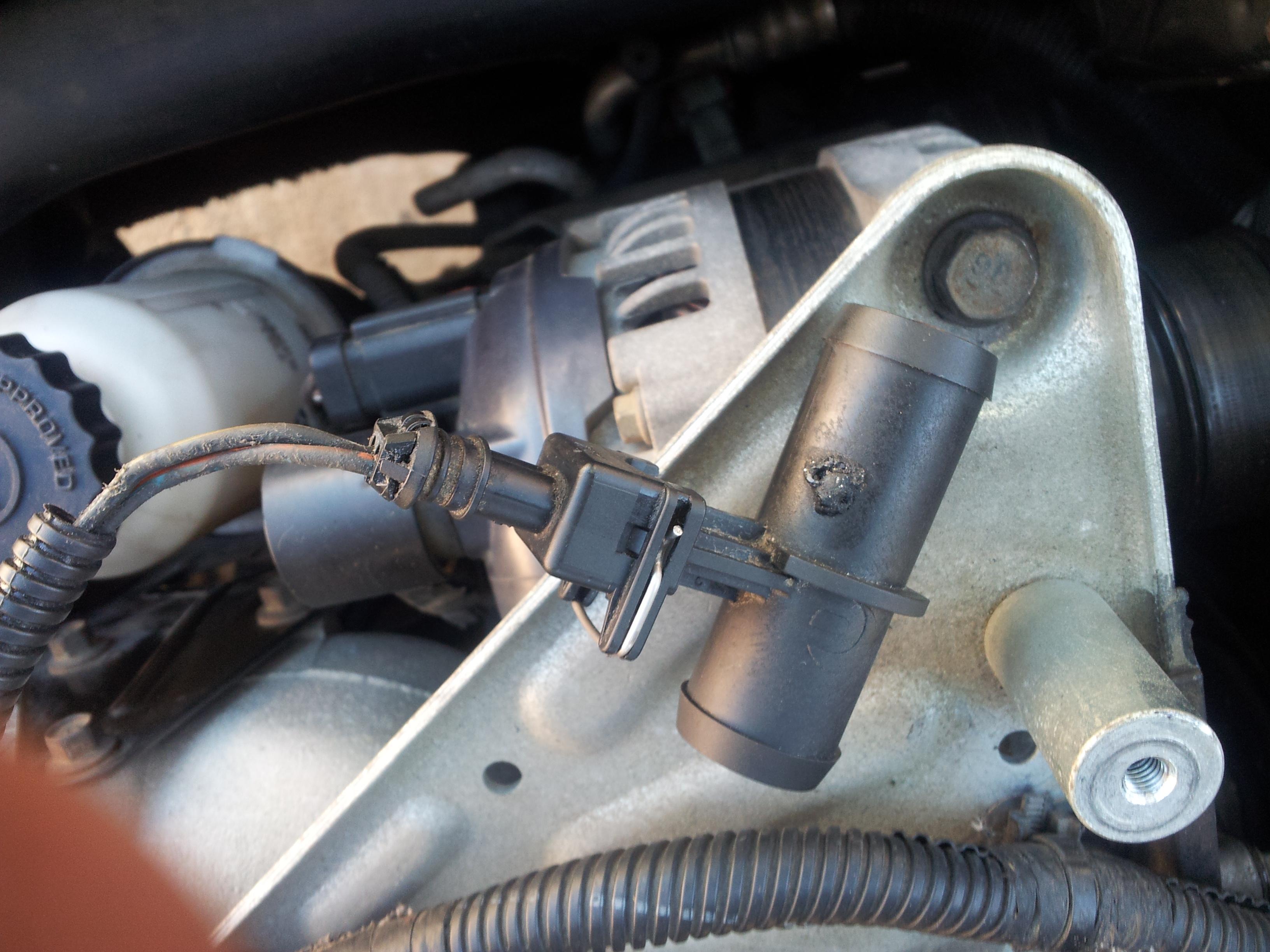 Claquage du fusible heater fuel  82564420160813171846