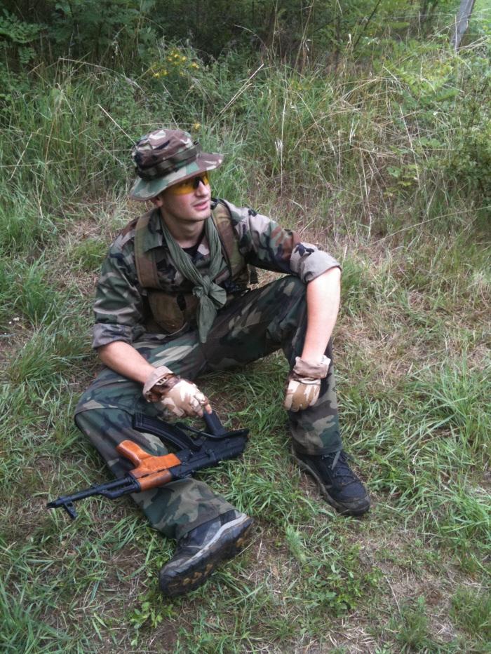 """Gear """"Romana Armata"""" Armée roumaine 825812IMG0292"""