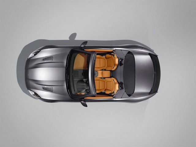 Nouvelle Jaguar F-TYPE SVR : La Supercar Capable D'atteindre 322 km/h Par Tous Les Temps 825836JAGUARFTYPESVR50CONVERTIBLEStudioLowRes