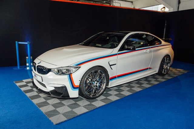 BMW a officialisé le 9 mars son partenariat avec le Circuit de Nevers Magny-Cours  826262P90250616highRespartnershipbetween