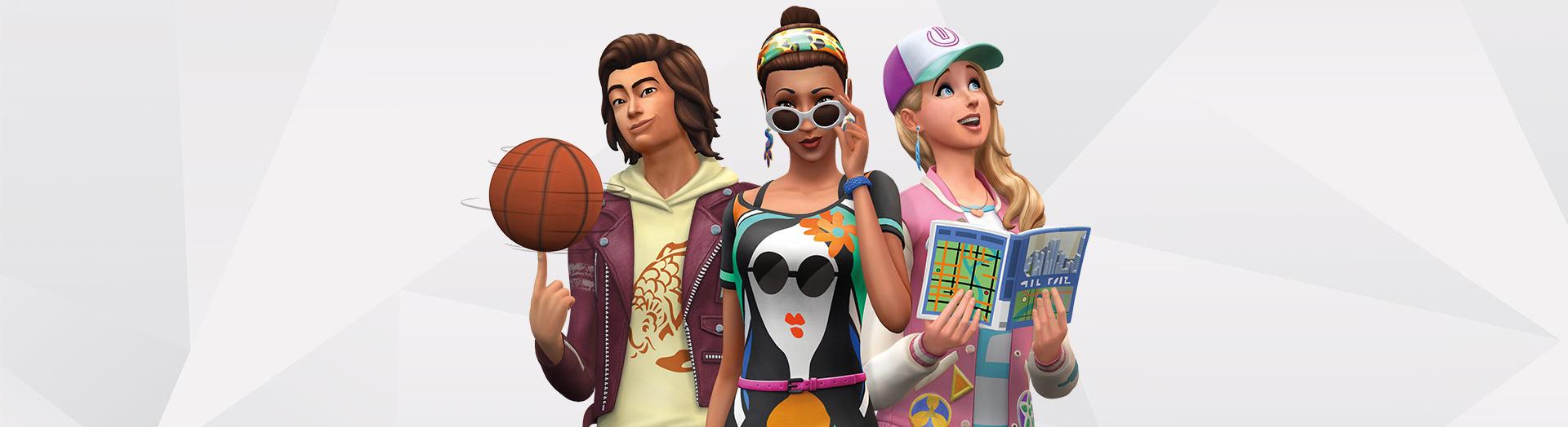 Les Sims 4 Vie Citadine [3 Novembre 2016] 826532TS4EP3VidHeader1