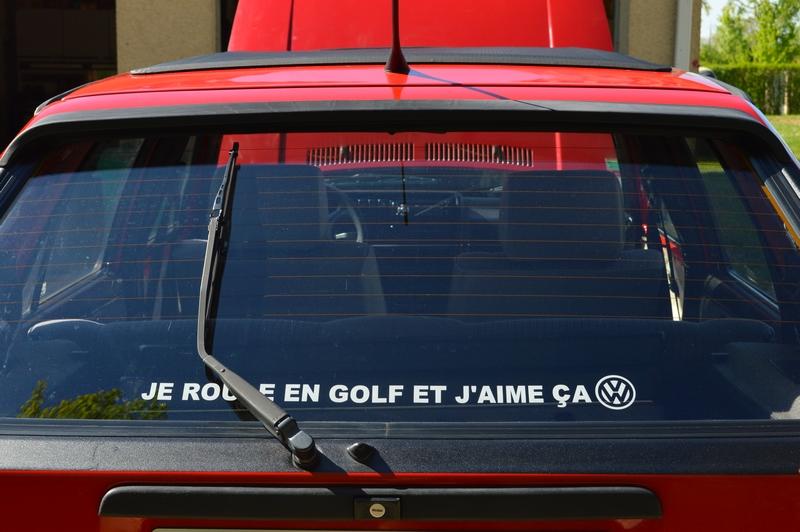 [Golf 2 GTD 1989 Rouge Tornado] Mon Nouveau Daily 827132DSC1814