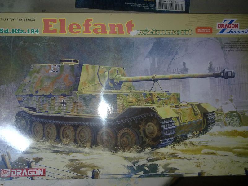 sd.kfz.184 Elefant au 1/35 de Dragon 828224301220101011