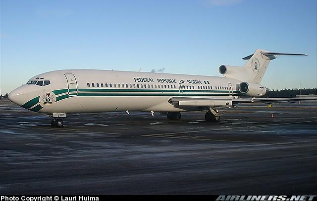 Tous les Air Force One à travers le monde. - Page 14 828247B727nigeria