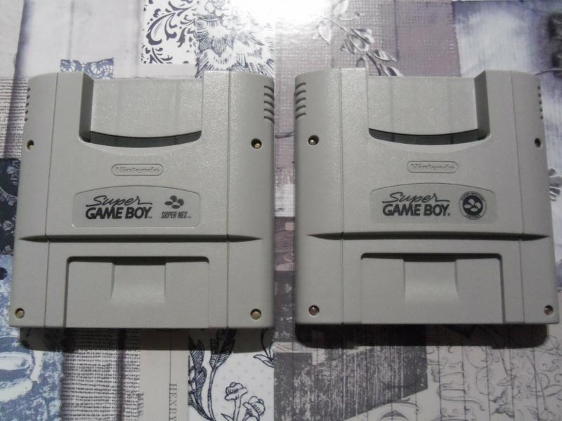 [EST] Super Gameboy Player 2 neuf en boite + SGB commander HORI  8282481004038