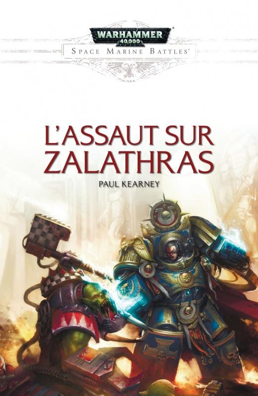 Space Marine Battles: L'assaut sur Zalathras de Paul Kearney 829141817PCxk51L