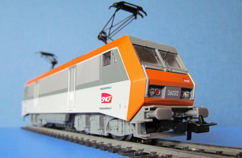 "BB 26022 SNCF ""PIKO""  3 rails AC 830173IMG6320"