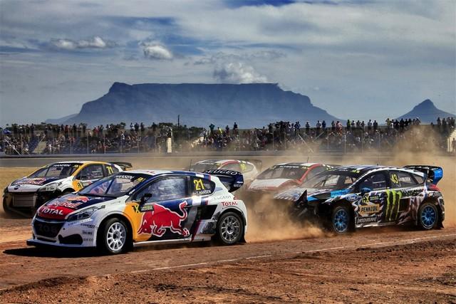 Le Team Peugeot Hansen vice-champion du monde de Rallycross* !!! 83133301717012892