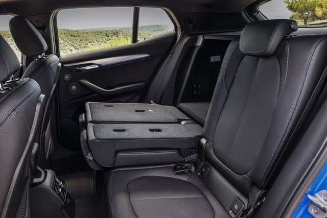 La nouvelle BMW X2 Silhouette élégante, dynamique exceptionnelle 832789P90278933highResthebrandnewbmwx2