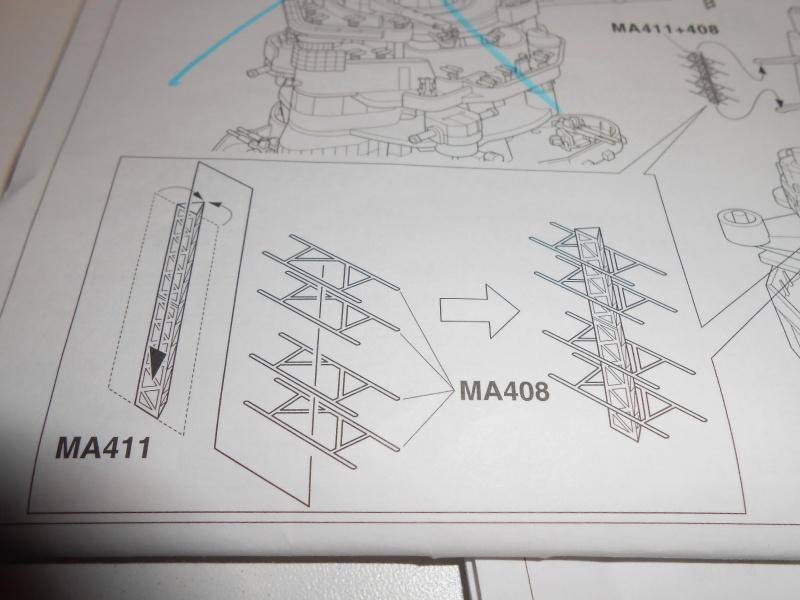 NAGATO Hasegawa 1/350- PE- Ponts en bois - Page 3 832922DSCN6701