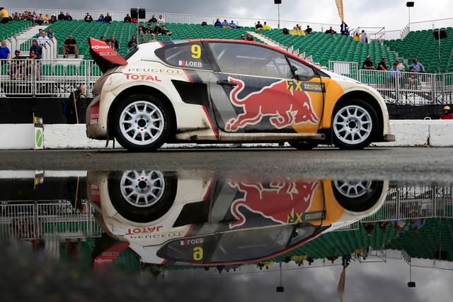 Troisième podium d'affilée pour Sébastien Loeb et la PEUGEOT 208 WRX, au Canada 8330755985e5fc2aec6zoom