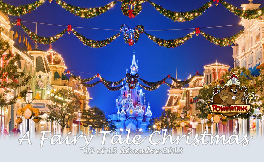 """[Powhatans] TR """"A Fairy Tale Christmas - Meeting de Noël"""" (14 et 15 décembre) 834012bantopic"""
