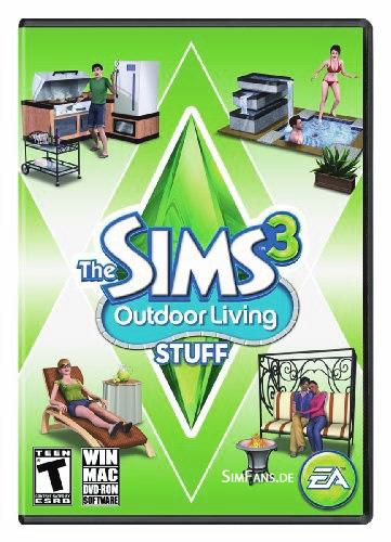 Les Sims™ 3 : Jardin de style Kit 834692sims3outdoorlivingstuff