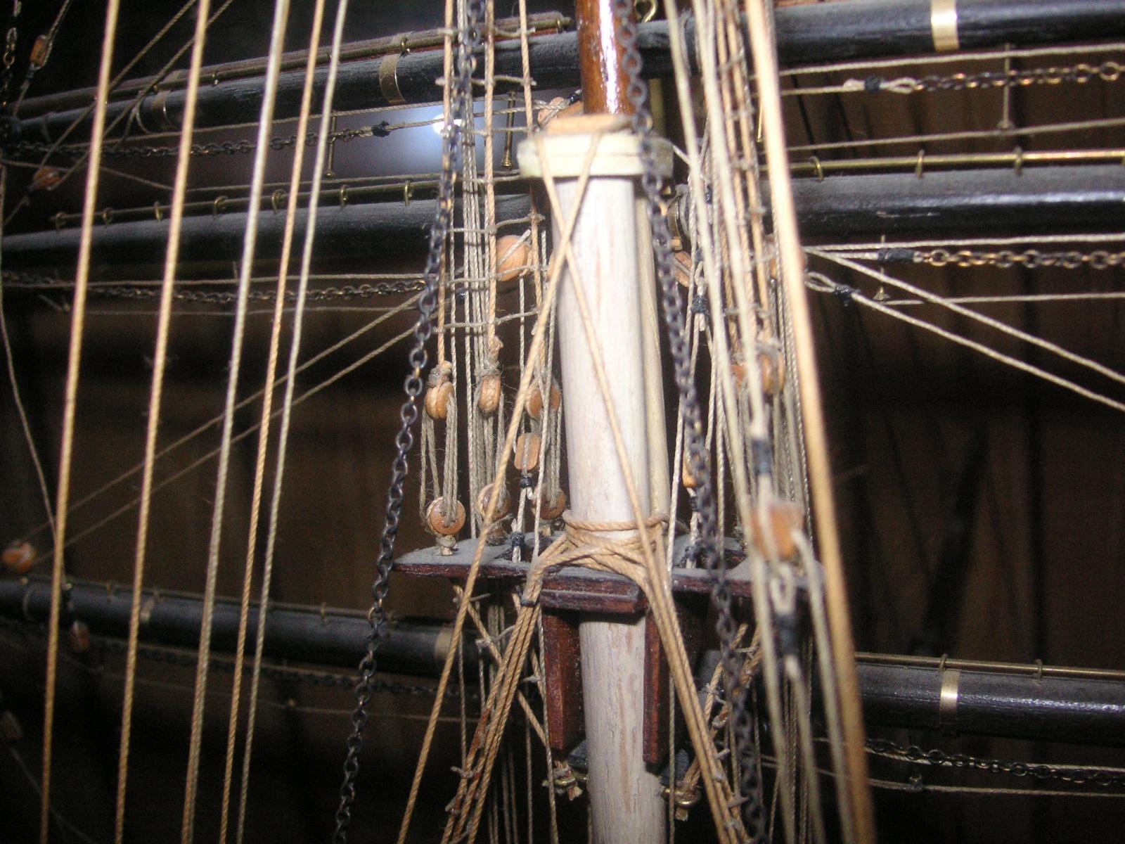 Cutty Sark    échelle 1/90 834891Cuttysark15042013007