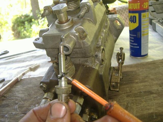 [tuto] Changement des joints sur Pompe à injection Bosch 836266dscf1675x